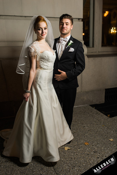 Baltimore Wedding at the Belvedere