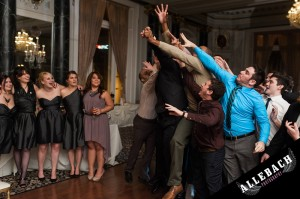 Baltimore Wedding at the Belvedere bachelors