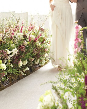 Photo Credit: Martha Stewart Weddings